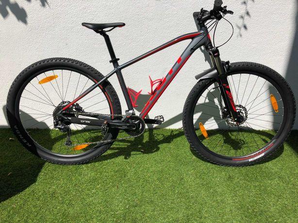 Bicicleta BTT Scott Aspect 940 M roda 29 com acessórios