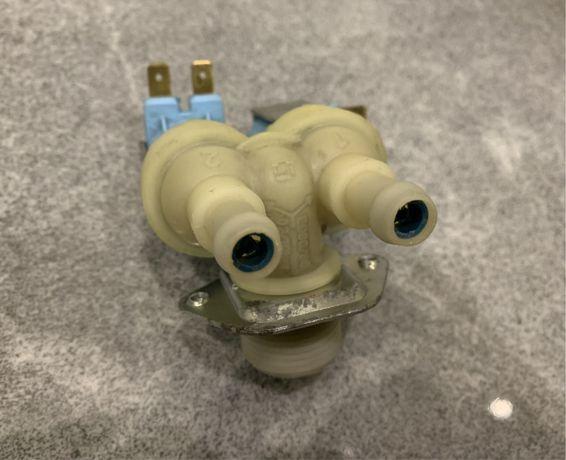 Клапан подачи воды для стиральной машины Beko. (Оригинал)