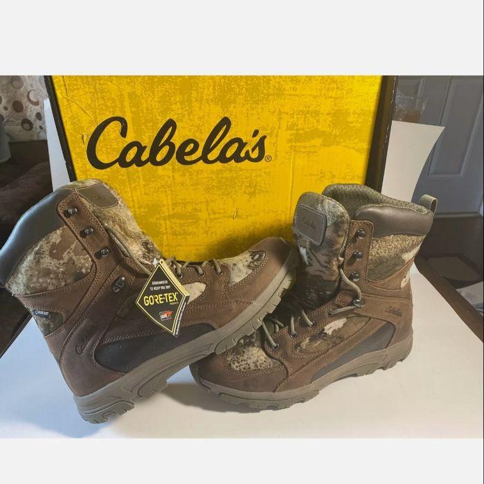 Новые ботинки Cabela's. Одесса - изображение 1