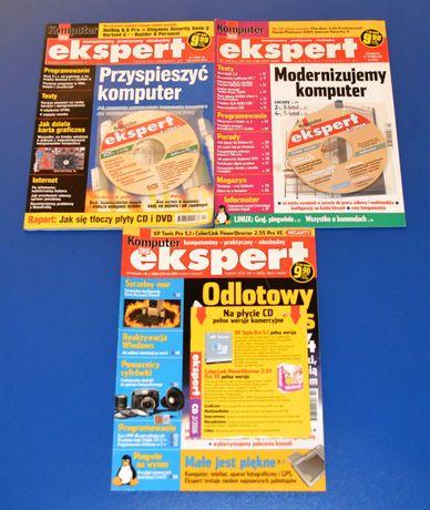 Komputer Świat Ekspert + CD - czasopisma