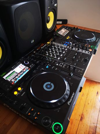 Pioneer cdj 2000 djm 750 case