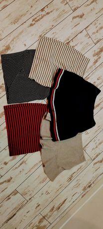 Zestaw 5ciu spódniczek Sinsay New Yorker Reserved