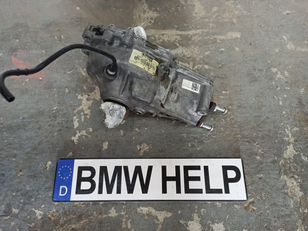 Редуктор Передний мост БМВ Е70 Е71 Х5 Х6 3.64 Разборка BMW HELP