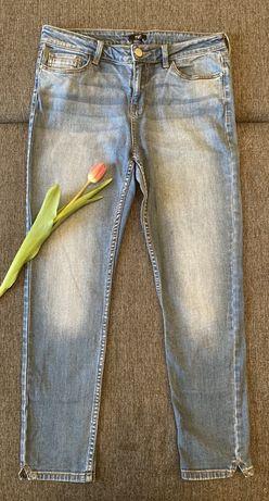 Spodnie jeansowe ff 40