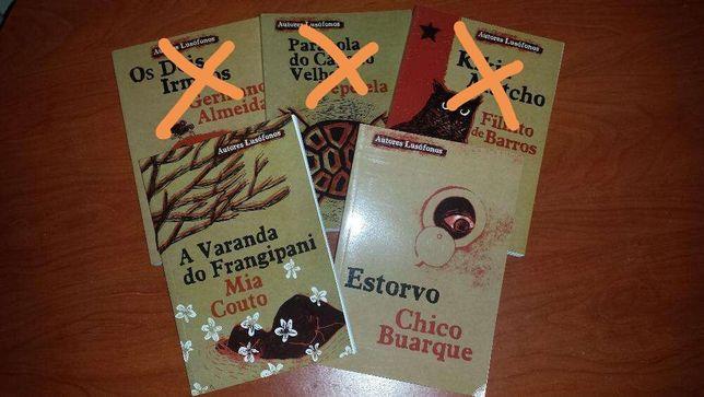 Livros Autores Lusófonos