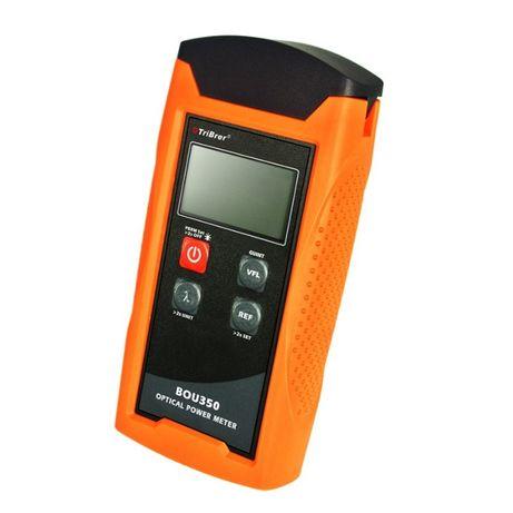 POWER METER medidor óptico fibra BOU350C - TRIBRER