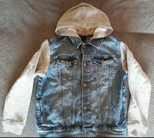 Kurtka jeansowa H&M 140