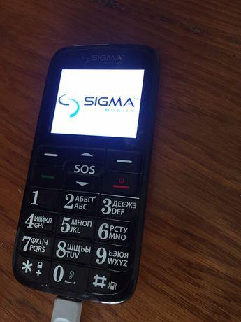 Мобильный бабушкофон Sigma