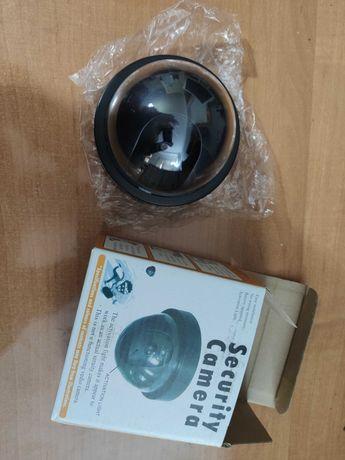Atrapa kamery kopułkowej CCTV