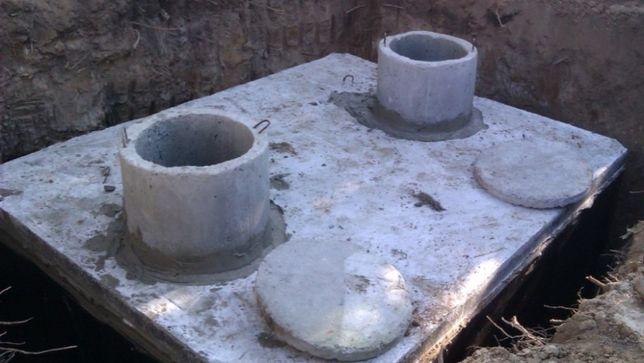 szambo 12m3 zbiornik na wodę gwarancja