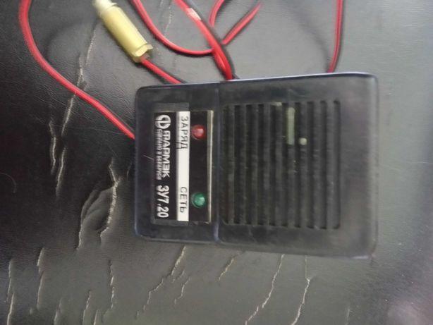 Блок живлення  зарядне Фармек ЗУ7.20