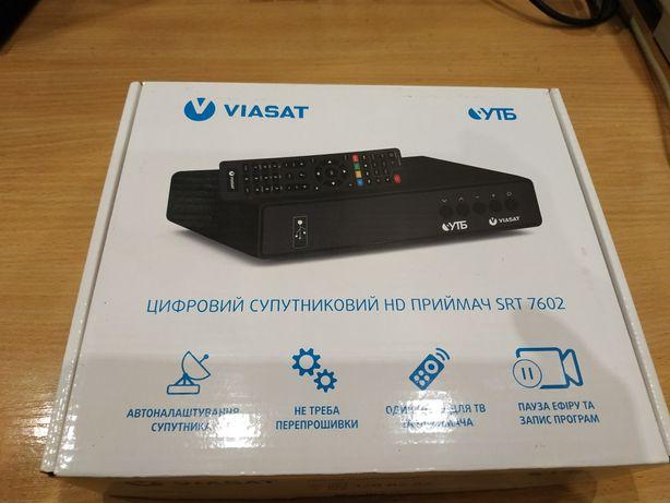 Тюнер Viasat SRT 7602 новый и б.у