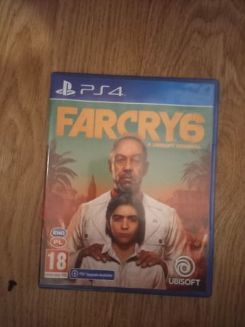 Far Cry 6 ps4 pl