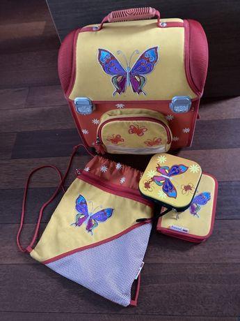 Plecak z dodatkami dla dziewczynki marki Step by Step