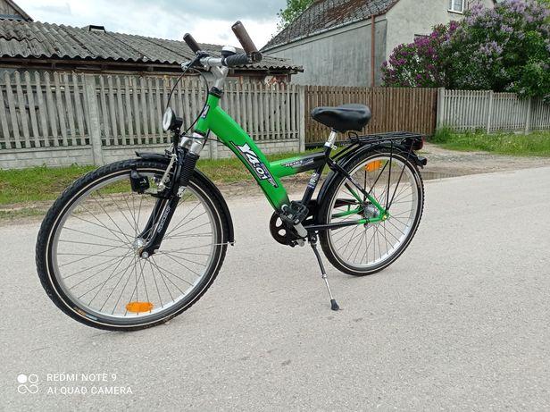 Rower pegasus w stanie idealnym