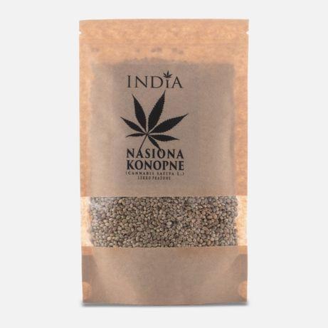 Nasiona konopne 250 g (lekko prażone)