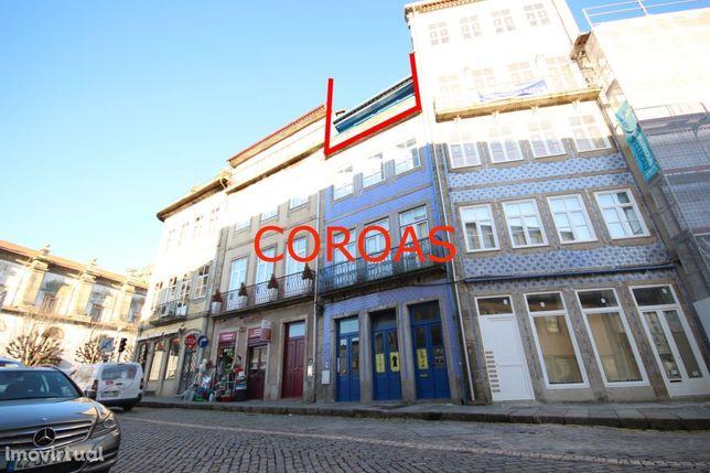 Apartamento, 50 m², Braga (Maximinos, Sé e Cividade)