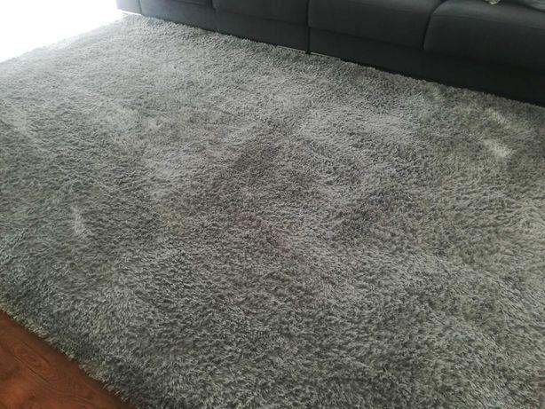 Carpete/tapete cinza sense 2.30*3.30
