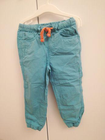Wiosenno letnie spodnie Cocodrillo 98