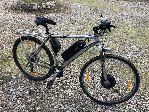 """Rower elektryczny (modyfikacja) crossowy Kellys Exquisite DSC 28"""" kola"""