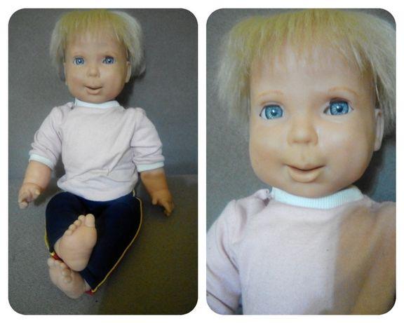 Интерактивная кукла с подвижной мимикой 45см мател