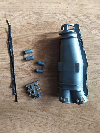 Mufa kablowa żelowa rozgałęźna Y RayTech King Joint Y16 najlepsza DUŻA
