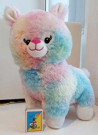 Альпака мягкая игрушка лама