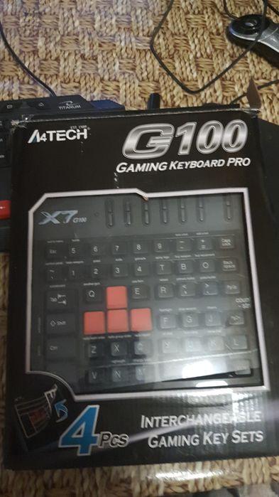 Клавиатура G100 игровая Киев - изображение 1