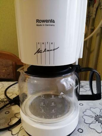 Электрокофеварка Roventa