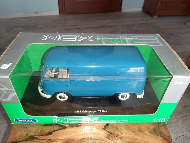 VW T1 Bus skała 1:18 Nowy