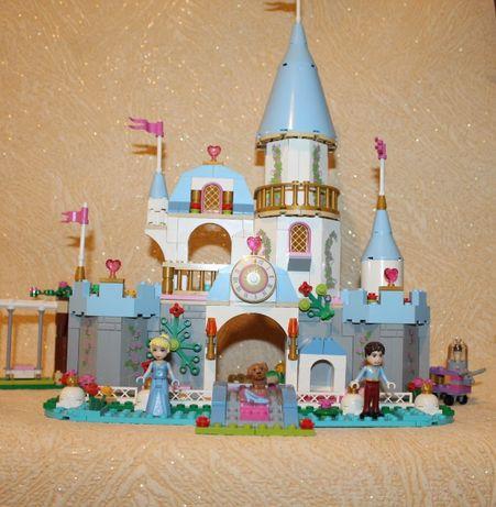 Замок золушки дисней лего оригинал