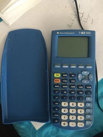 Calculadora ti 82