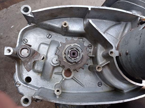 Мотор новый ява 634 чсср двигатель