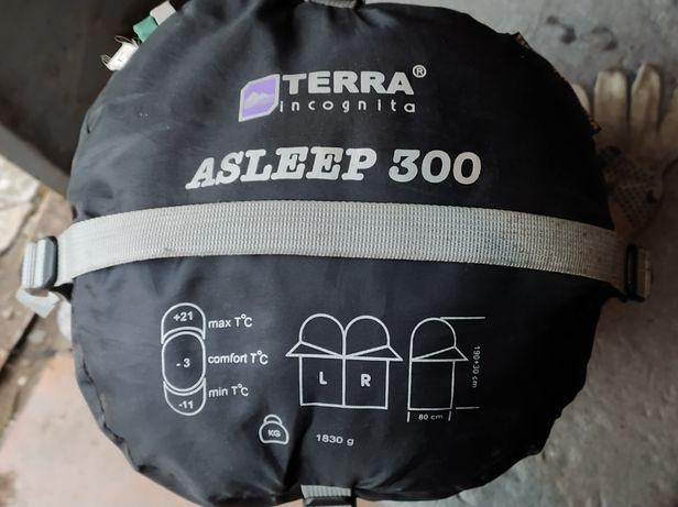 Продам спальный мешок Terra