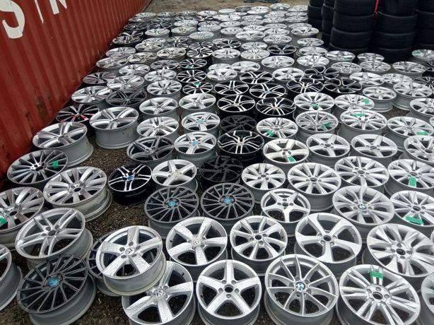 """Alufelgi 17"""" 5x112 Pojedynki Audi"""