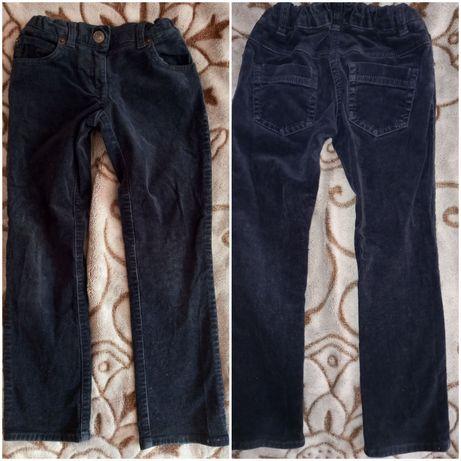 Штаны джинсовые вельветовые Benetton