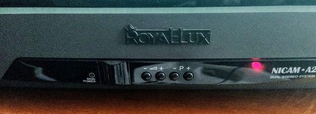 Telewizor royal lux nicam-a2 25''