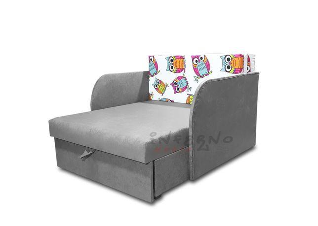 Łóżko dziecięce, sofa dla dziecka, fotel rozkładany, wysyłka 7 dni