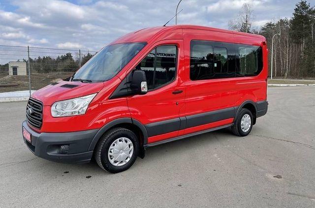 Ford Transit opигинальный пассажир