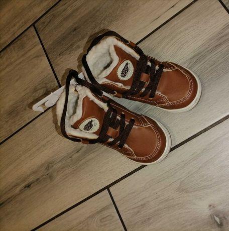 Buty chłopięce zimowe H&M  nowe