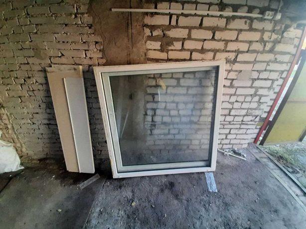 Балконный блок и окно бу