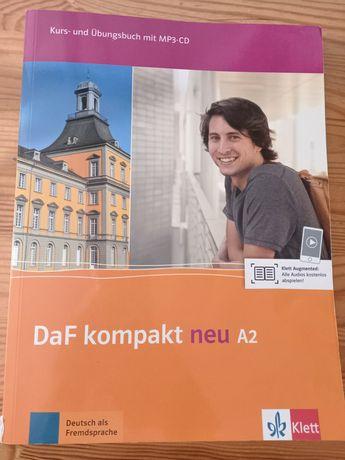 DaF kompakt neu A2 Kurs- und Arbeitsbuch(ISBN 978-3-12-676314-1)