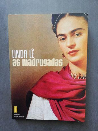 """Livro """"As madrugadas"""" - Linda Lê"""