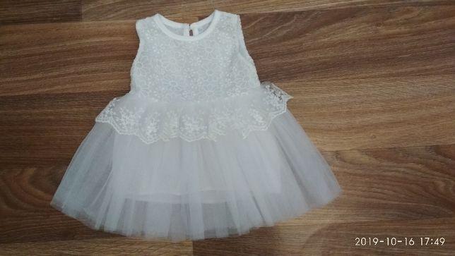 Детское платье, блузка, зимний комбинезон