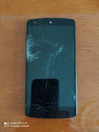 Телефон Lg Nexus 5 на разборку