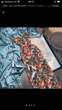 Платье  XS -S комбинезон ромпер