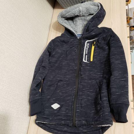 Курточка для мальчика Grace на 128см, идеальное состояние