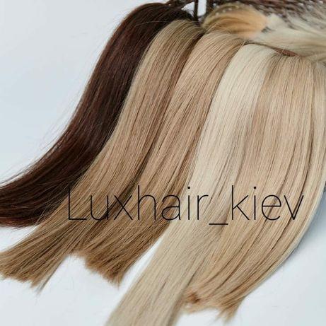 Наращивание волос, модель на наращивания волос, микронаращивание