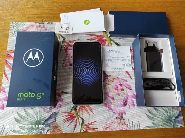 Motorola g9 plus NOWA