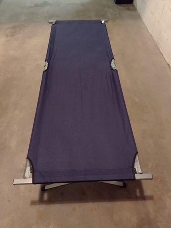 Łóżko polowe składane